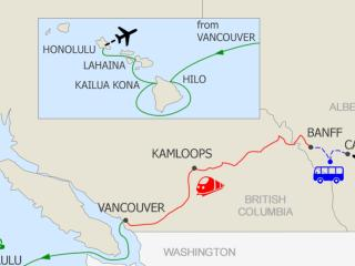 FSC Map Canada Hawaii
