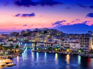 Greece Crete Heraklion - Agios Nikolaos