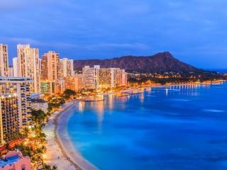 Waikiki Beach 1