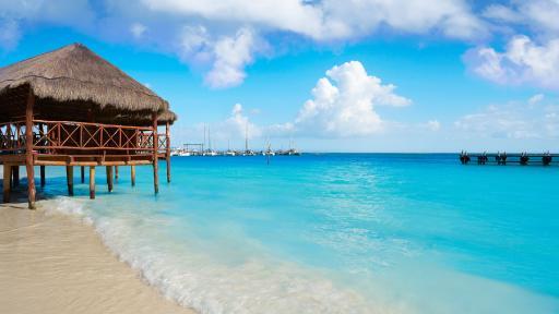 Riviera Maya Maroma Caribbean Mexico