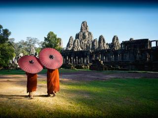 Angkor Wat Siam Reap Cambodia