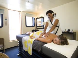 Onboard Massage