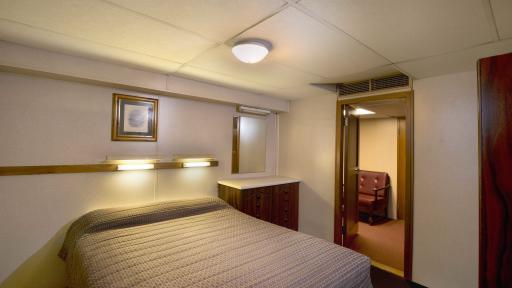 Murray Princess - Inside Cabin