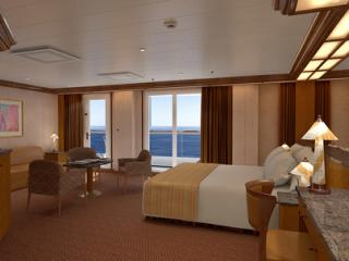 Carnival Spirit - Junior Suite