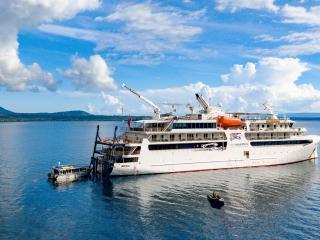 Coral Adventurer Vessel
