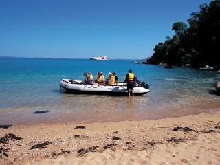 Kimberley Cruise - Zodiac
