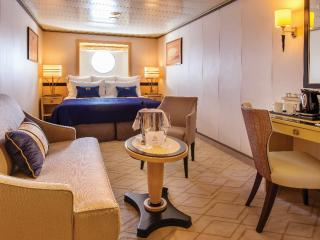 Queen Mary 2 - Cabin