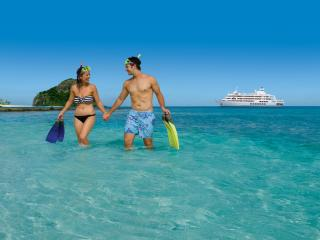 Captain Cook Cruises Snorkelling