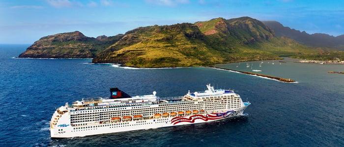 Cruises from Hawaii