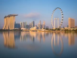Singapore Skyline - Singapore Tourism Board