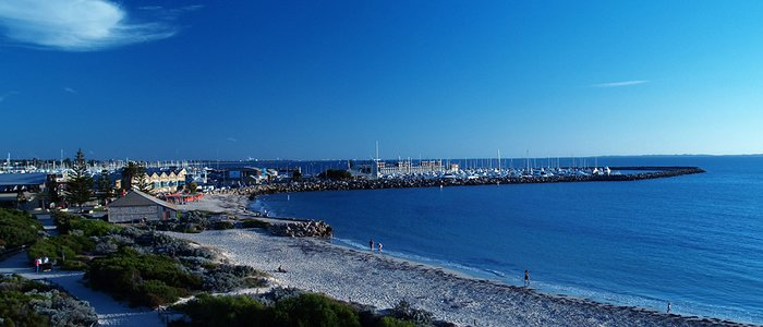 Fremantle Coastline