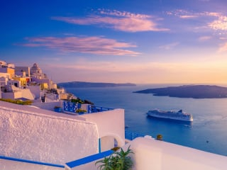 Santorini Greece Cruises