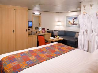 ms Eurodam Interior Cabin