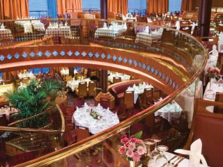 ms Noordam Vista Dining Room