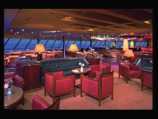 ms Volendam Crows Nest Lounge