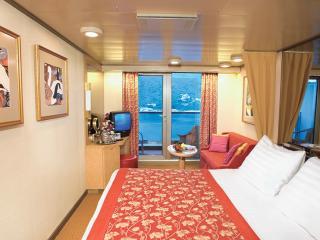 ms Westerdam Balcony Cabin