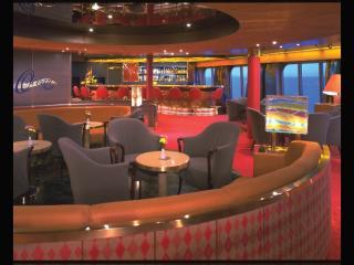 ms Zaandam Ocean Bar