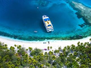 Yasawa Islands Cruising