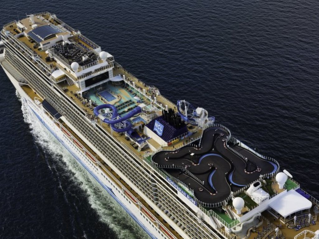 Norwegian Bliss Cruise Ship Facilities Norwegian