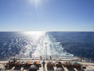 Pacific Jewel Deck
