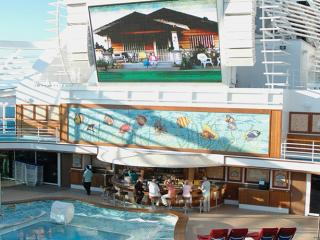 Emerald Princess Movies Under the Stars