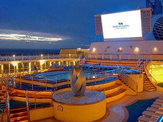 Sea Princess - Pool