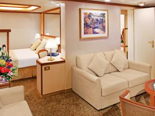 Star Princess 2 Bedroom Family