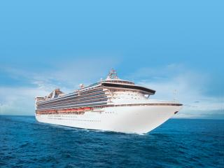 Star Princess Ship Image