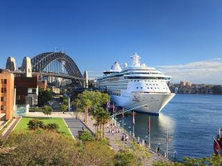 Royal Caribbean - Ship Docked