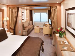 Seabourn Suite