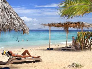 South Sea Island Cruise - Beach