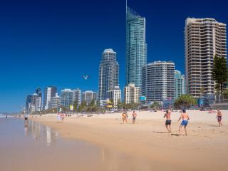 Surfers Paradise Tourism and Events Queensland