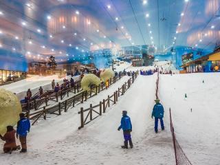 Ski Dubai, Indoor Ski Resort
