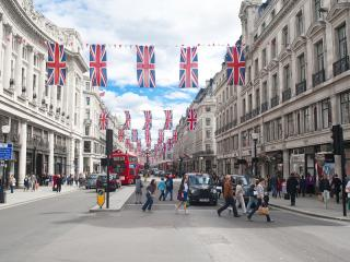 Oxford Street, Mayfair, London
