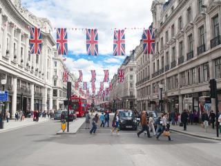 Oxford Street, Mayfair, London