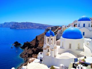 Santorini Views Greece