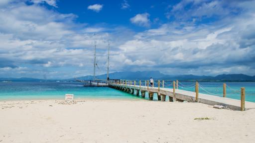 Tivua Island Cruise - Jetty