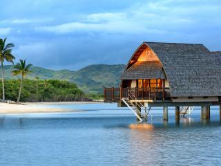 Overwater Lagoon Bure VIlla