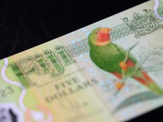 Fijian Dollar, Fiji Dollar, Money, Banknote, Dollar
