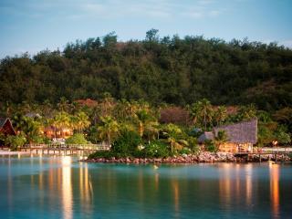 Masima Island at dusk