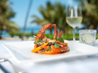Vomo Island Resort Fine Dining