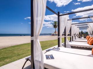 Beachfront Cabanas