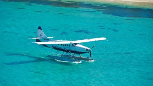 Manta Rays Tour Sea Plane