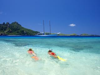 Seaspray Sailing - Snorkelling