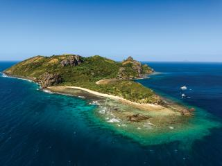 Barefoot Kuata Island Cruise - Island