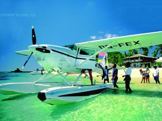 Seaplane Welcome