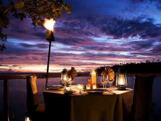 Namale Resort & Spa Candle Lit Dinner