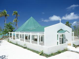 Mana Island Resort Wedding Chapel