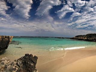 Salmon Bay in Rottnest Island