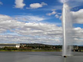 Canberra Water Feature
